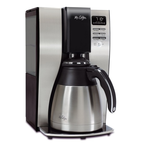 Coffee Maker Review to help you chose which coffee maker is best for your coffee needs.  Make a delicious cup of coffee with these four coffee makers that all have different and unique features.