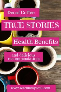Does decaf taste different? True stories and health benefits of decaf coffee