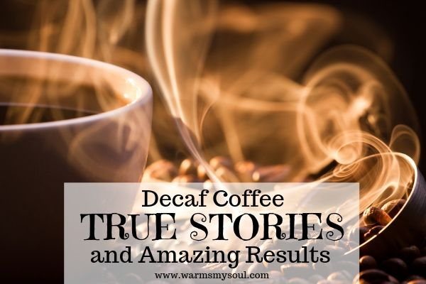 Does decaf taste different? True stories and health benefits of decaf coffee.