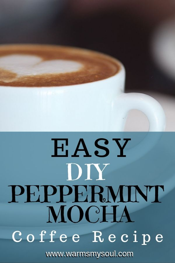 How to make a peppermint mocha at home. This homemade peppermint mocha recipe is perfect for those mornings where you need an extra bump to get going. Enjoy this delicious drink that's super easy to make and worth the tiny bit of extra effort it takes