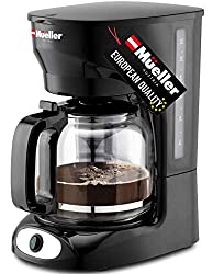Drip coffee maker with white background - best coffee makers under 50