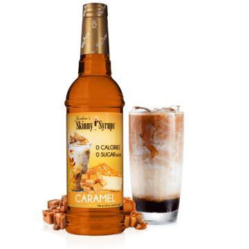 Sugar-Free Caramel Skinny Syrup